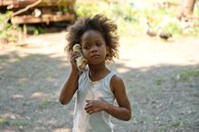 Quvenzhane Wallis portraying Hushpuppy in a scene from, 'Beasts of the Southern Wild.' Photo / AP