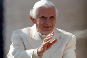 Pope Benedict XVI has announced he will resign on February 28.  Photo / AP