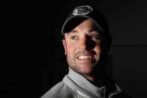 Rhys Casley is excited to be back playing after his shoulder injury. Photo / CNN