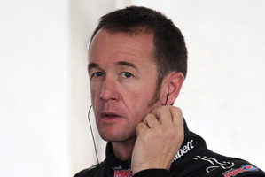 New Zealand's Greg Murphy gets ready to hit the track. Photo / Wayne Drought