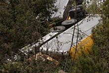 Fatal truck crash on sawmill road above Union East St. Photo / John Stone