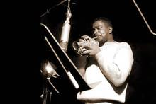 Donald Byrd, a leading hard-bop trumpeter of the 1950s, later enjoyed commercial success with hit jazz-funk fusion records. Photo / Supplied