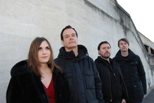 Founder David Gedge is the one constant in the Wedding Presents' line-up. Photo / Supplied