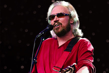Mission Concert headliner Barry Gibb. Photo/supplied