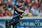 New Zealand captain Brendon McCullum played down his personal contribution to his side's emphatic 55-run Twenty20 win over England in Hamilton last night.