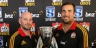 Watch: Investec Super Rugby launch