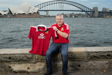 British and Irish Lions coach Warren Gatland. Photo / Getty Images
