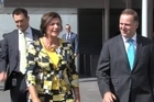 Prime Minister John Key gives his view on the comments made by NZ First MP Richard Prosser and discusses the global reaction of those comments.