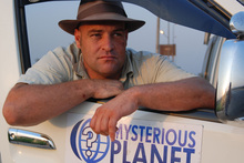 Leigh Hart delves into a UFO mystery in Leigh Hart's Mysterious Planet. Photo/supplied