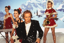 Bill Nighy in a scene from Love Actually. Photo/supplied