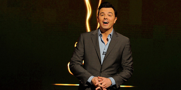 Seth MacFarlane. Photo/AP