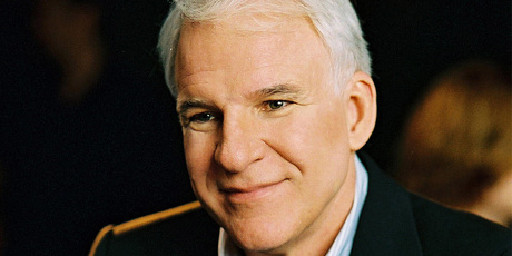 Steve Martin. Photo/supplied