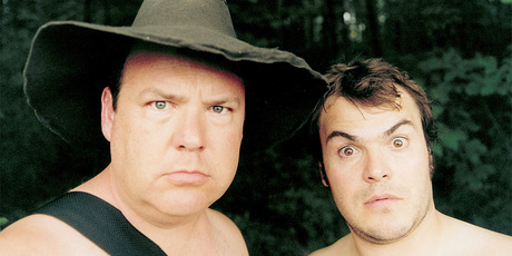 Tenacious D. Photo/supplied