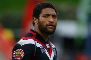 Manu Vatuvei is open to a move away from the Warriors but the club are keen to keep the winger and hope to table a new offer for him soon. Photo / Getty Images.