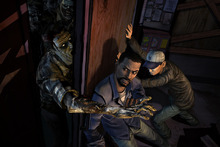 Console gamers in New Zealand may not be left out in the cold much longer when it comes to The Walking Dead. Photo / Supplied