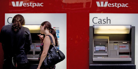 Westpac Bank's NZ unit has lifted first-quarter earnings by 9.7 per cent. Photo / NZ Herald