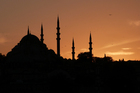 Istanbul's Blue Mosque. Photo / Megan Singleton