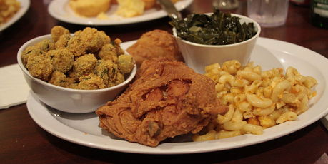 Mmm, soul food... Photo / Supplied