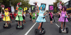 View: Gallery: Pride parade returns