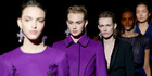 View: Milan Fashion Week: Ferretti Fall 2013 