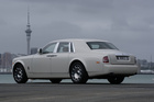 The latest Rolls-Royce Phantom Series II. Credit: David Linklater