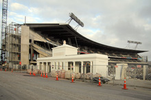 Lancaster Park. Photo / File photo