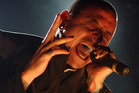 Linkin Park's Chester Bennington performs at Vector Arena in 2007. Photo / Wayne Drought
