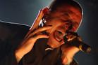 Linkin Park's Chester Bennington performs at Vector Arena in 2007. Photo / Wayne Drought