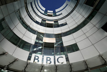 BBC staff are striking over job cuts. Photo/supplied
