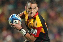 Aaron Cruden. Photo / Getty Images.