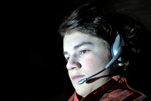 Gaming headsets are being used to plan crimes. Photo / Thinkstock