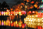 The lantern festival is celebrated on the 15th day of the first month of the lunar calendar, to mark the end of the Chinese New Year festivities. Photo / Thinkstock