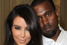 Kim Kardashian has decided to step back from the spotlight since her relationship with Kanye West.Photo / AP