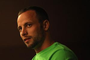 Oscar Pistorius. Photo / AP