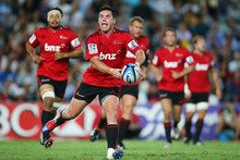Ryan Crotty says he and the Crusaders