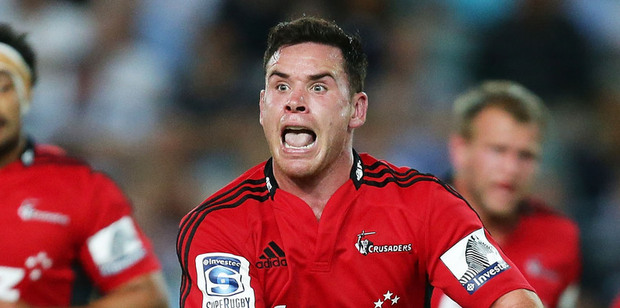 Ryan Crotty says he and the Crusaders were hard on themselves in their end-of-season review last year. Photo / Getty Images