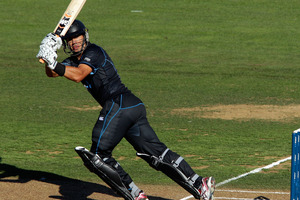 Ross Taylor's averages are good against England. Photo / Getty Images