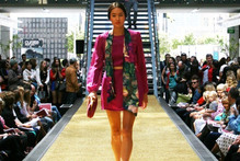 Heart of the City Fashion Festival. Photo / Supplied