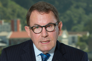 Act Party leader John Banks. Photo / Mark Mitchell