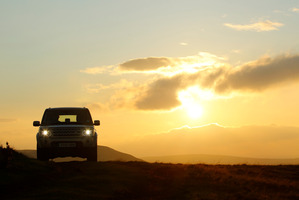 Land Rover Discovery4 Photo / Supplied
