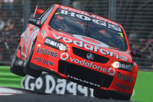 Drivers want the chance to compete in a full endurance season of V8 Supercar racing. Picture / Getty Images