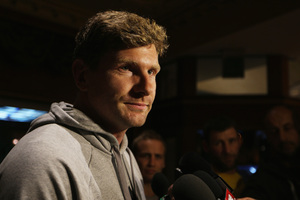 Adam Thomson played 29 tests for the All Blacks. Photo / Getty Images