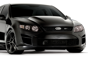 Son of Shaker - the Ford Performance Vehicles concept car form Aussie motor show, 2011. Photo / Supplied