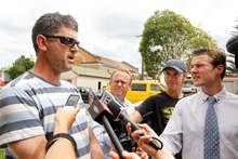 Mechanical fitter Ross Vernon says Huntly mining workers were
