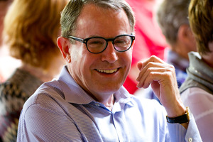 Act Party leader John Banks at yesterday's Act Party conference. Photo / Dean Purcell
