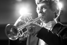 Brent Grapes was smitten with a trumpet solo when he was 9 - and the rest is history.