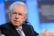 Italian Prime Minister Mario Monti. Photo / AP