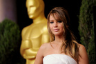 Jennifer Lawrence, nominated for best actress in a leading role for 'Silver Linings Playbook' at this years Oscar awards. Photo / AP