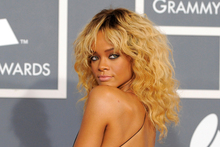 Rihanna denies her new fashion line is too sexy.Photo / AP