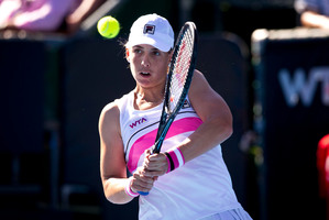 Kiwi Marina Erakovic is through to the final of the Memphis WTA tournament.Photo / File